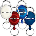 Retractable Key Rings